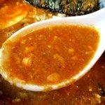 花キッチン - 無化調とは思えない旨味のあるスープ!(2015,08/22)