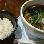 俺たちのらー麺屋 ちょび吉 - ド生姜醤油ラーメン