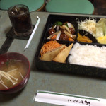 珈琲館亜矢 - 日替わりランチとコーヒー