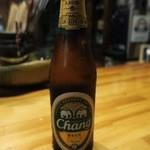 亜細庵 Syun - Chang(タイのビール)
