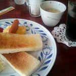 カフカ - 洋食メニュー