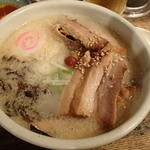 らーめん山頭火 - チャーシューめん(塩)