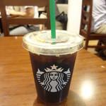 スターバックスコーヒー - アイスコーヒーKatiKatiブレンド:302円 (2015/7)
