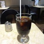 白十字 - アイスコーヒー (2015/8)