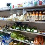 ワッツ ザ ストア - 京都の野菜も売ってます
