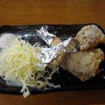 吉臨屋 - 手羽餃子 450円