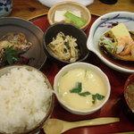 板前料理いち川 - 日替わり昼膳(10年6月)