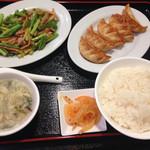 中華料理 栄海 - 日替り定食@756円