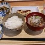 ホテル鍋城 - 料理写真:朝ごはん♪