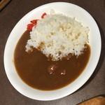いわたき - 食べ放題のカレー2015年8月