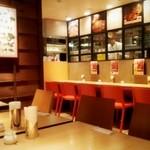 ユデロ 191フロム アル・ケッチァーノ - 明るくウッディな店内。 他に客なし^^;