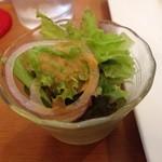 Sette - パスタランチ サラダ