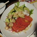 観悟雲 - サラダ