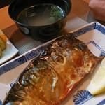 41349004 - 定食の焼き魚
