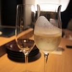 41349502 - ワイングラス