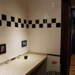 ナポリス ピッツァ&カフェ - 店内カウンター席