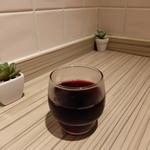 ナポリス ピッツァ&カフェ - グラスワイン 赤