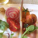 オリゾンテ - 野菜たち