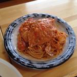 41351040 - ワタリガニのトマトクリーム