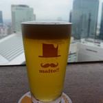 41351341 - 最初の一杯に最適な甘夏と生姜のビール、爽やかでした。私のように。。。