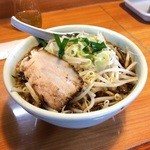 らーめん煌 - 煌麺(小)