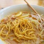 テイアンダ - 料理写真:鶏白湯海老拉麺