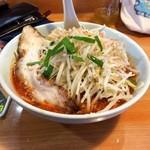 らーめん煌 - 辛煌麺(中)3倍