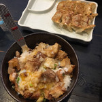 暖暮 - Mini Gyiza and Pork Egg rice bowl