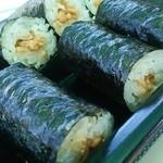 ファミリーマート - 納豆細巻寿司