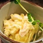 酒処 竹富 - ポテトサラダ