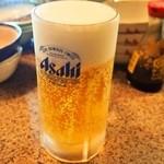 酒処 竹富 - 生ビール