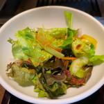 焼肉トラジ - サラダ