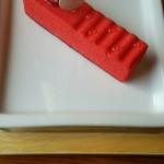 41354373 - きいちごとホワイトチョコのケーキ!!