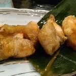 魚参 - 脂ノリノリ、鮭ハラス焼き