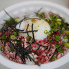串いってつ - 料理写真:桜トロ丼~☆