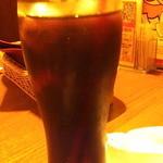 銀座ライオン LEO  - アイスコーヒー
