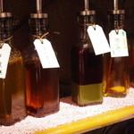 餃子cafe&bar-蒼- - 香味油
