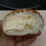 41357733 - 奥久慈卵のとろーりクリームパン