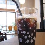 サクラ - アイスコーヒー