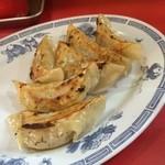 中華レストラン味一 - 餃子