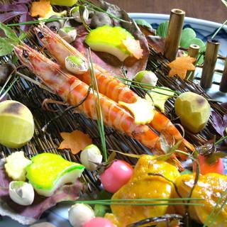 堺市場直送。旬の肴を旬な時に食す