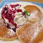 Hawaiian Pancake Factory - ブルーベリー