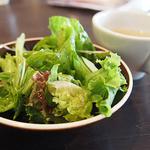 カーサベッキァ - Aセットのサラダ