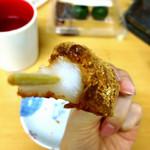 美玉屋 - 1つ食べると構造がわかりますね@2015.2.28