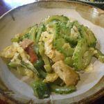 沖縄料理 かりゆし - ゴーヤチャンプルー