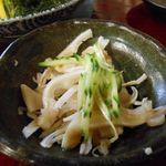 沖縄料理 かりゆし - みみがー