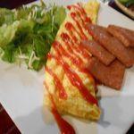 沖縄料理 かりゆし - ポークたまご