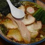 手打中華 特札堂 - チャーシュー麺 大盛