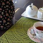 Luculia*Tea  - 料理写真: