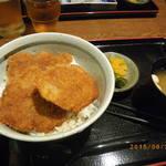 41363499 - タレヒレカツ丼